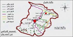 خريطة افتراضية