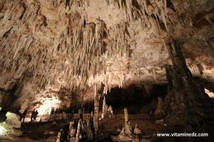 Les Grottes féeriques des Beni Add à ain Fezza, Tlemcen.