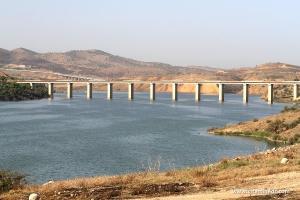 Hammam Boughrara, le barrage