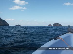 Skikda, île de Srigina en septembre 2005