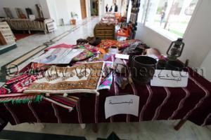 Tapis de Tebessa Salon National du Tapis à partir du 16 Novembre 2014 à Tlemcen