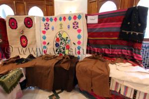 Tapis de Djelfa Salon National du Tapis à partir du 16 Novembre 2014 à Tlemcen