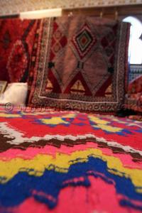 Tapis de Batna Salon National du Tapis à partir du 16 Novembre 2014 à Tlemcen