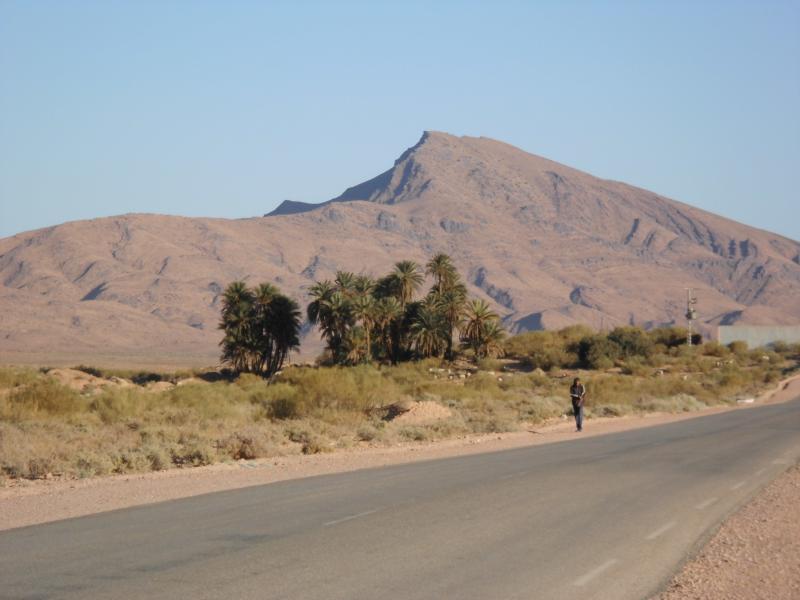 Montagne de Boussemghoune