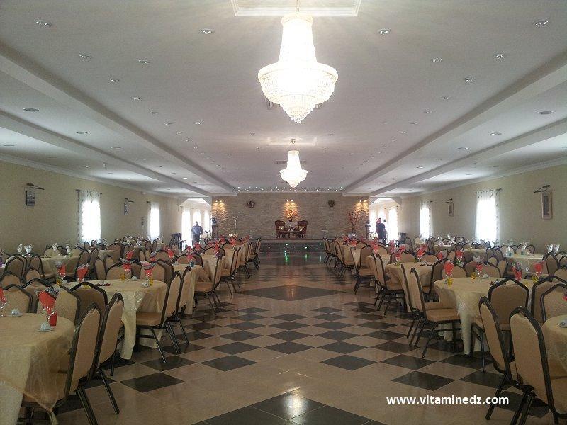 Salles des f tes mariages algerie mariages societe photos - Decoration salle des fetes alger ...