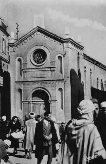 Synagogue de Constantine