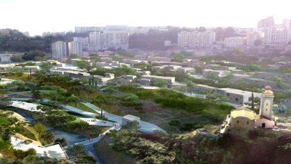 Un m�ga-parc r�ceptionn� avant l�ouverture de