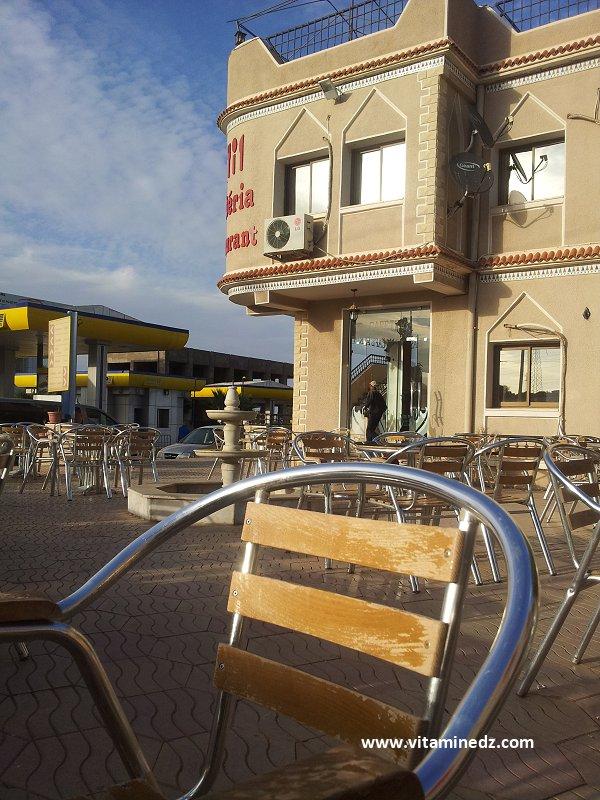 cafeteria restaurant marina station d 39 essence de brea. Black Bedroom Furniture Sets. Home Design Ideas