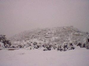 Agouni Boughar sous la neige 2