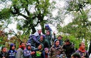 Préservation du milieu naturel à Skikda: Les enfants d'Ouled H'baba fêtent leur montagne