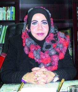 Aicha Berrais. Cadre à Chlef: L'infatigable militante écologiste