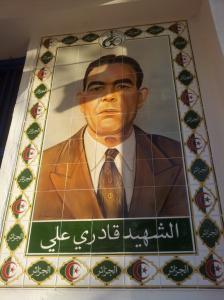 Chahid Kadri Ali, dont la pêcherie d'Alger porte le nom