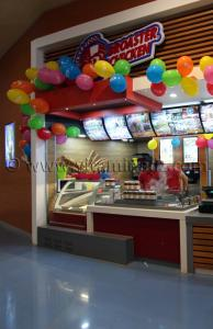 Fast Food Broaster Chicken au Centre commercial Ardis,