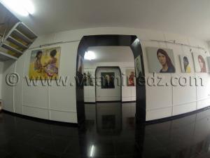 Galerie d\'Art rue Asselah Hocine, Alger