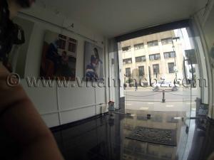 Galerie d\'Art rue Asselah Hocine, Alger en face Parlement