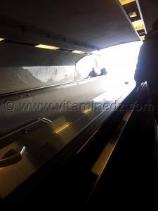 Sortie Metro d\'Alger