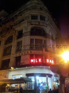 Milk Bar Alger