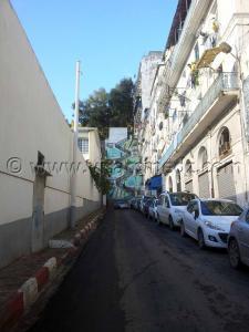 Escalier place Emir Abdel Kader, Alger
