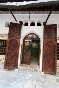 Musée National de l\'enluminure, de la miniature et de la calligraphie au Palais Dar Mustapha Pacha, Casbah, Alger