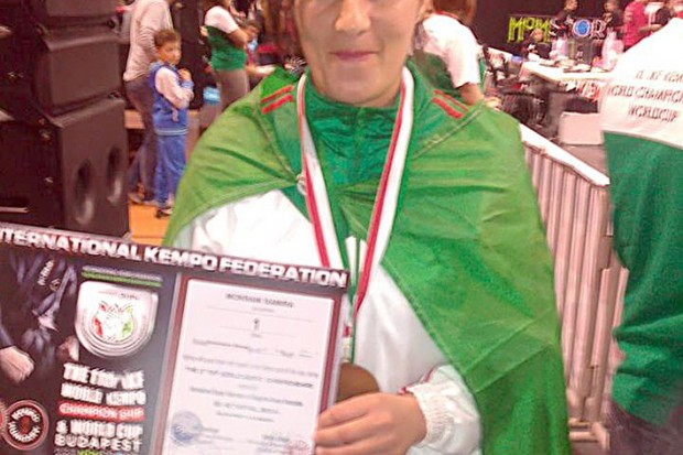 Algérie - L'ingratitude sévit dans tous les secteurs: Samira Mokrani, une championne du monde ignorée par les autorités