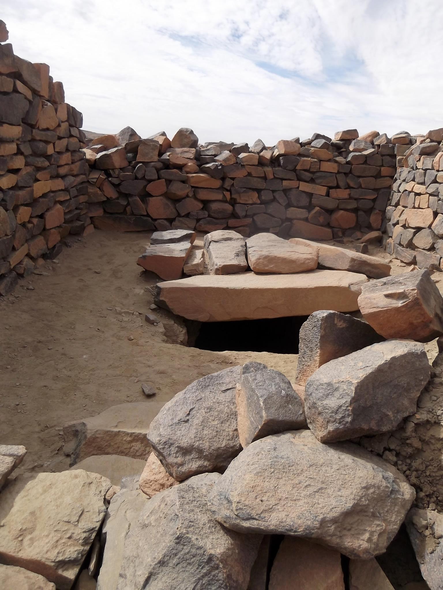Tombeau de Tin-Hinan à Abalessa (Tamanrasset)