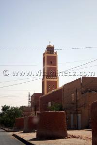 Mosquée à Adrar, capitale du Touat