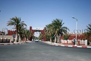 Porte de Fenoughil, wilaya d\'Adrar
