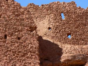 Murailles de Ksar Tindjillet (Ouled Said - Gourara - Timimoun)