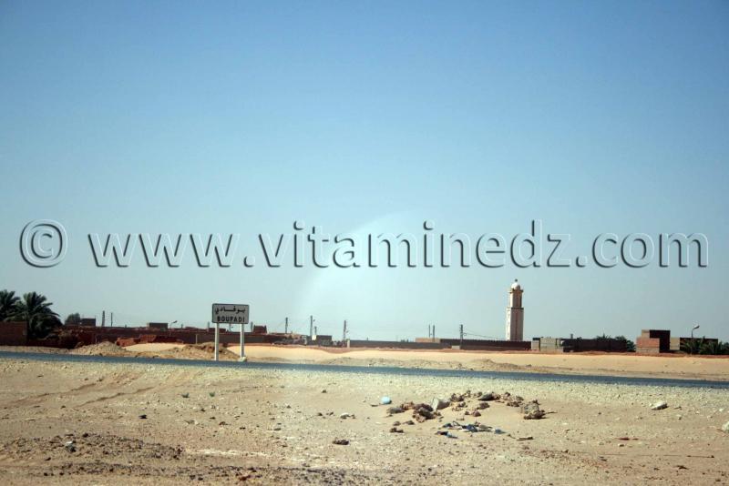 Boufadi, Commune de Tamentit, Wilaya d'Adrar