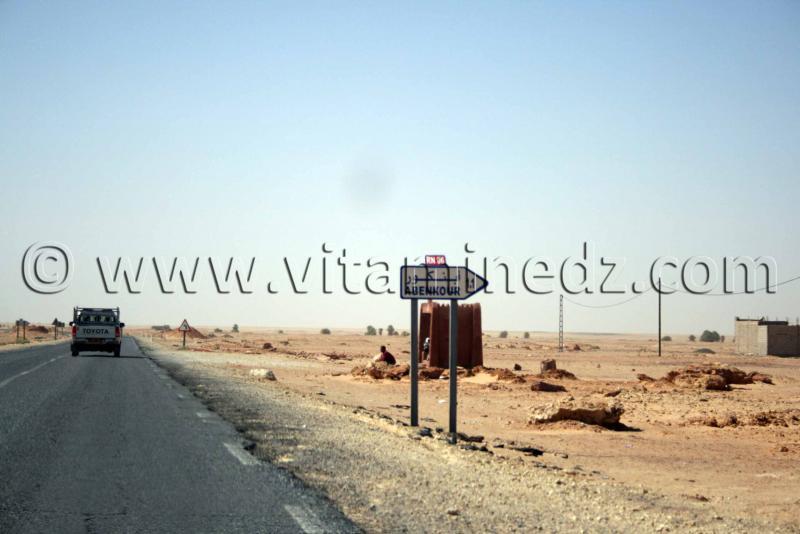 Abenkour Commune de Tamentit, Wilaya d'Adrar