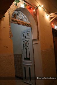 Zaouia El Alaouia (Derb El Haddadines) fondée en 1930