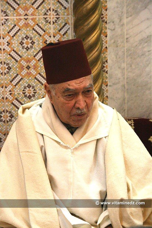 Hadj Eddine Sari, un homme pieux et cultiv�, Mqaddam de la Zaouia Chikh Benyelles