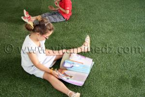 Livres d\'Enfants à Tlemcen, le FELIV au palais d\'El Mechouar (25.06.2011)