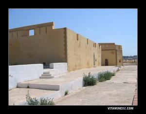 Photos du fort turque Mostaganem, un riche patrimoine historique