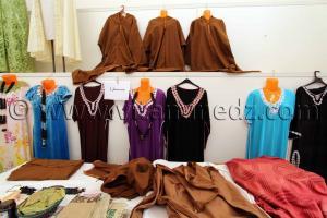 Robes et Burnous de Biskra, Foire nationale de la femme artisane à Tlemcen