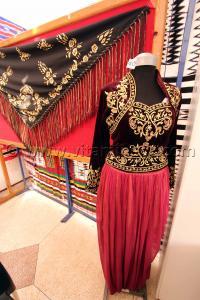 Karakous, Robes, Kaftans de Annaba, Foire nationale de la femme artisane à Tlemcen