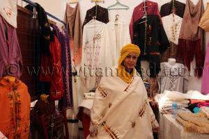 Challes et Guendouras de Oued Souf Foire nationale de la femme artisane à Tlemcen