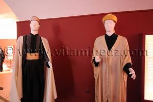 Habits Homme à Tlemcen, Centre d\'interprétation du costume traditionnel au Mechouar
