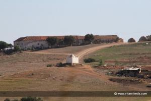 Ain Temouchent, Chabat El Lham ferme et marabout