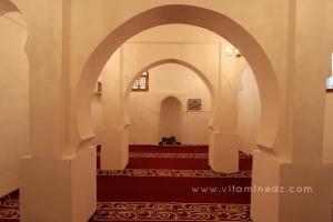 Réouverture de la mosquée de Sidi Zayed, Derb Hajamines, Tlemcen