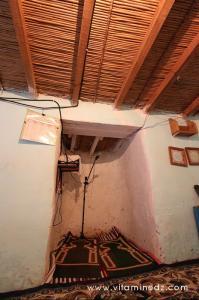 Interieur ou Mossala des Ouled Yahia, sur les hauteurs du Barrage El Mefrouche
