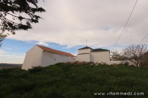 Cimetière et Darih (Mausolée) Sidi Afif Eddine Ettilimssani (13e siecle)
