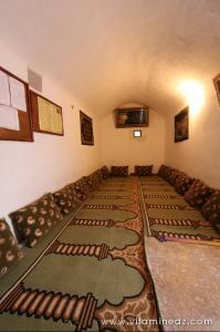 Salle de Dikr Darih (Mausolée) Sidi Afif Eddine Ettilimssani (13e siecle)