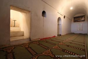Mosquée Sidi Afif Eddine Ettilimssani (13e siecle)