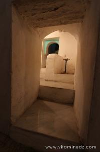 Darih (Mausolée) Sidi Afif Eddine Ettilimssani (13e siecle)