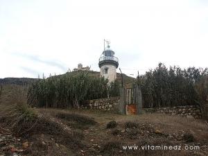 Azeffoun  Phare du Cap Corbellin