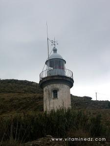 Phare du Cap Corbellin (Azeffoun)