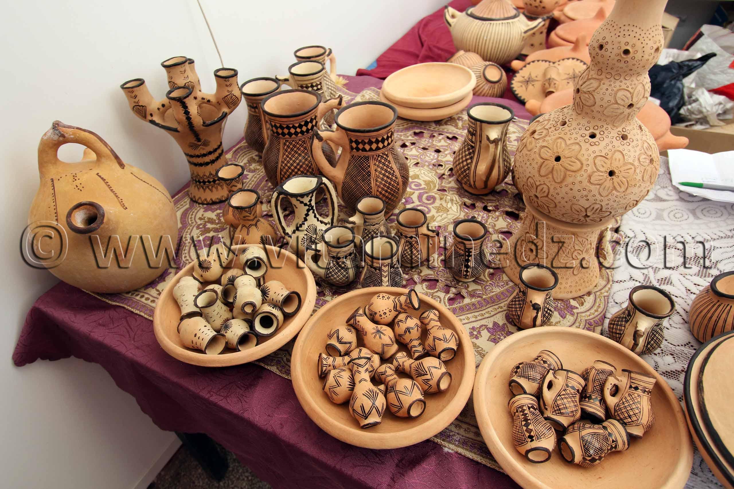 Poterie de Bider, Foire nationale de la femme artisane à Tlemcen