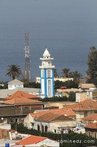 L\'ancienne église de Tenes, aujourd\'hui mosquée.