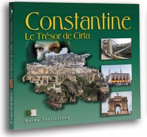 nouveau guide touristique de Constantine